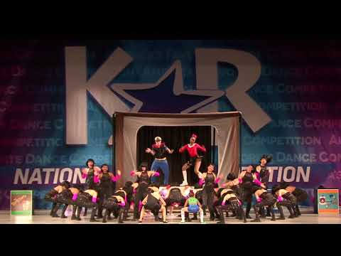 People's Choice// DON'T TOUCH THAT DIAL - CF Dance Academy [Redondo Beach, CA]
