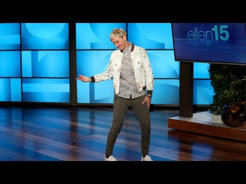 Ellen Kicks Off the Weekend with 'Thank GIF It's Friday'!