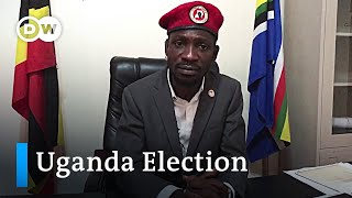 Will Uganda have a fair election? Interview with Bobi Wine   DW News