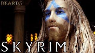 Skyrim Mod: Beards
