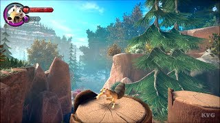 Ice Age Scrat's Nutty Adventure Gameplay (PC HD) [1080p60FPS]