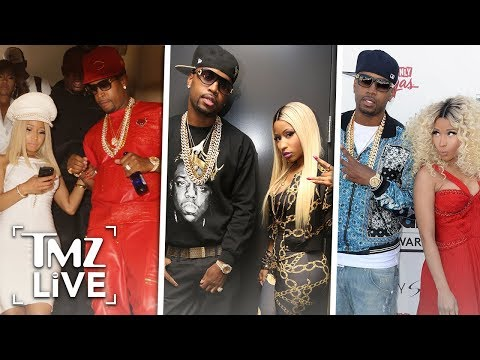 [TMZ]  Safaree Finally Moves On From Nicki Minaj