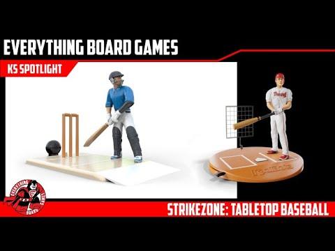 StrikeZone Video Kickstarter Spotlight