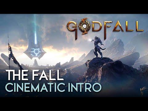 Cinématrique d'introduction de Godfall de GodFall