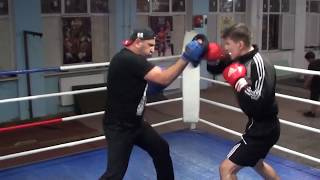 Супер мотивация от молодых боксёров/FIGHTER BOXING CLUB VAZISUBANI