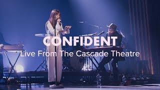 Confident (LIVE) - Steffany Gretzinger & Bobby Strand | BLACKOUT