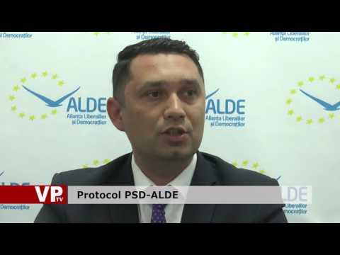 Protocol PSD-ALDE