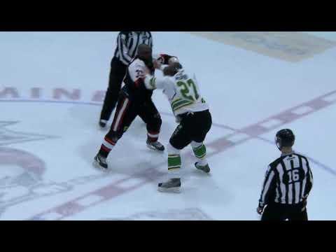 Kevin Bolduc vs. Ryan Murphy