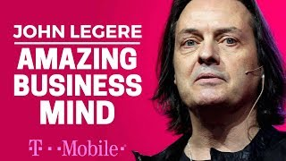 John Legere: The Craziest Fortune 500 CEO In History (T-Mobile)
