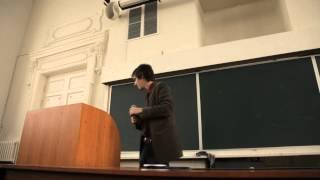 Флешмоб «мгновенная толпа», Легендарный флэшмоб на потоковой лекции