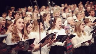 'The Barsel Sessions'   Song 6   'Hundred Miles' With BIG Choir