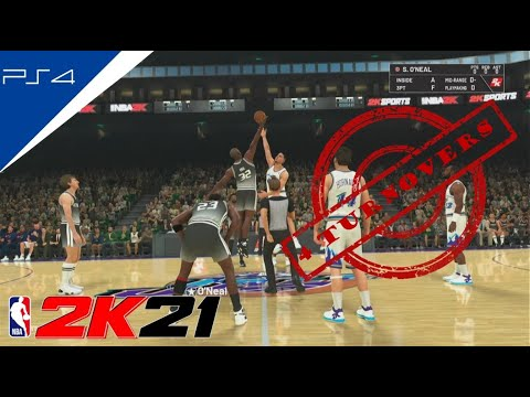 NBA 2K21 – Michael Jordan Signature Challenge-Score 45 points with any player force 4 team turnovers