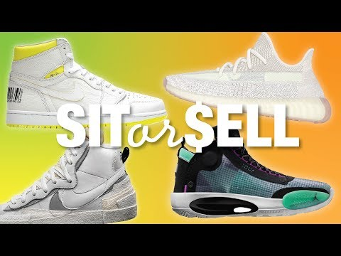 2019 Sneaker Releases: SIT or SELL...