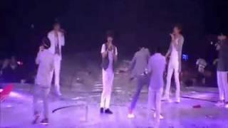 [Nanjing SS3].101113  Eunhae Moment~ Donghae And Eunhyuk Get Closer Face To Face