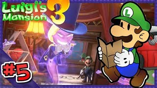TAKING DOWN KING BOO! - Luigi's Mansion 3 (Part 5 / FINALE) [Switch] {Game #227}