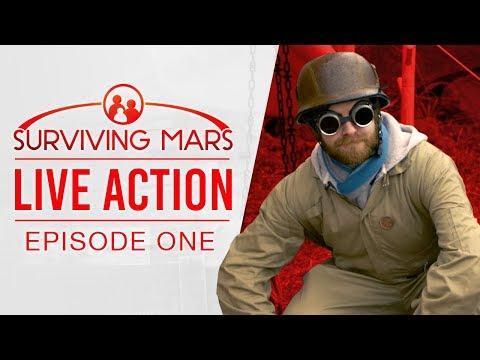DON'T DIE | Surviving Mars Challenge | Episode 1