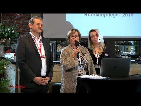 IC-SYS unterstützt den Deutschen Verein zur Förderung pflegerischer Qualität e.V.