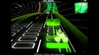 Audiosurf: 55 Escape - Open Your Eyes