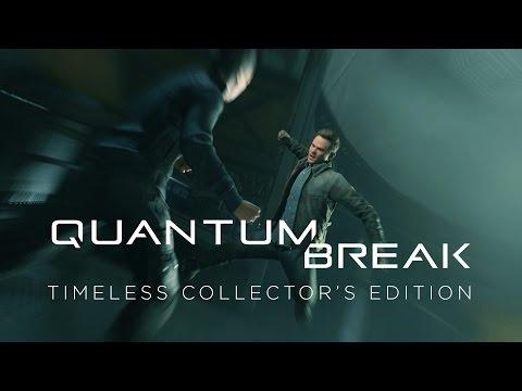 Quantum Break Steam Key GLOBAL - video trailer