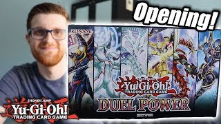 Yu-Gi-Oh! Duel Power Opening  Discussion! 2 Box Unboxing!