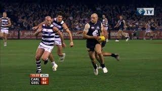 Chris Judd - 250 AFL Games