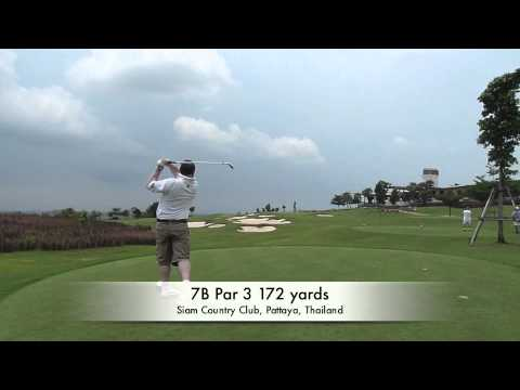 Siam Country Club, Plantation Course - Video