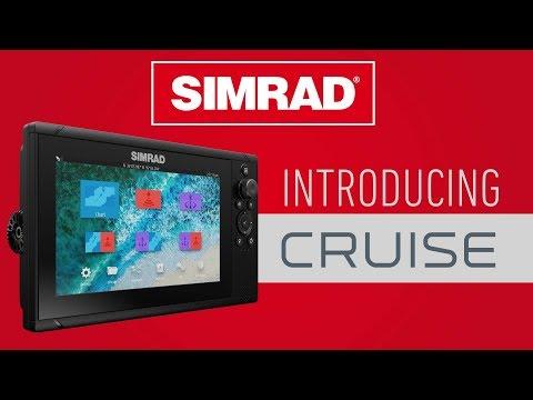 Echolotas Simrad Cruise 5 cena un informācija | Smart ierīces un piederumi | 220.lv
