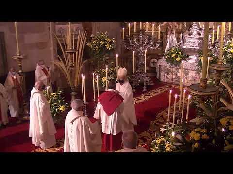 Eucaristia del Sant Sopar del Senyor - La Seu