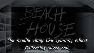 "BEACH HOUSE ""Silver Soul"" (Lyrics On Screen)"