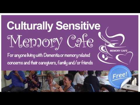 Example Pearl Support Memory Cafe