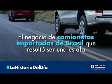 El negocio de camionetas importadas de Brasil que resultó ser una estafa