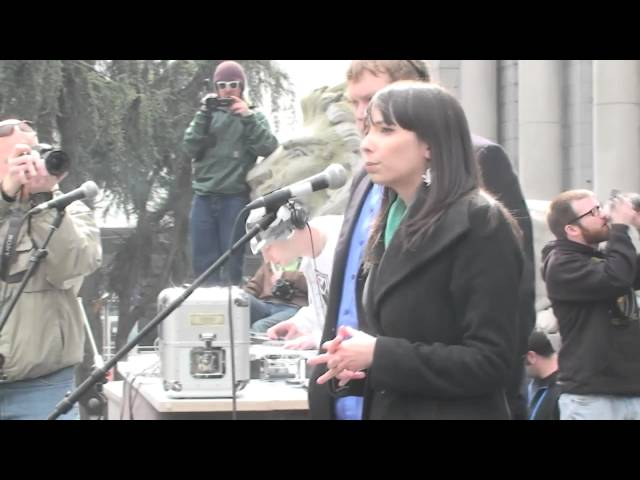 Vancouver 420 Celebration and Protest