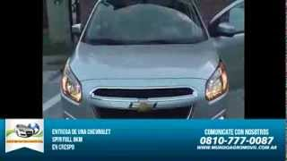 preview picture of video 'MUNDO AGRO MOVIL ENTREGA CHEVROLET SPIN LTZ FULL 0KM EN CRESPO ENTRE RIOS'