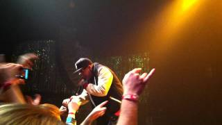 Mad Child - So Deadly live at the Edmonton event center Swollen Members November 2011