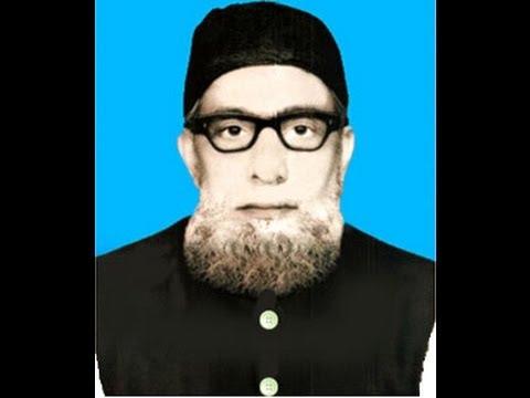 Intro of Acharaya Maulana Shams Naved Usmani by Allama Syed Abdullah Tariq.