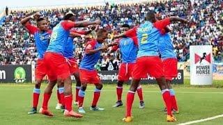 CHAN 2016 1/4 DE FINAL  RWANDA - RD CONGO : 1-2 (A.P.)