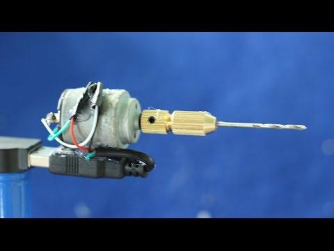 Wie ein USB Bohrmaschine zu machen