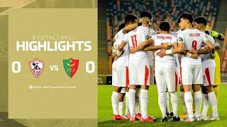 CAF CL | Groupe D : Zamalek SC 0 – 0 MC Alger