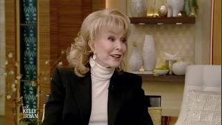 Barbara Eden Talks About Working With Lucille Ball On I Love Lucy