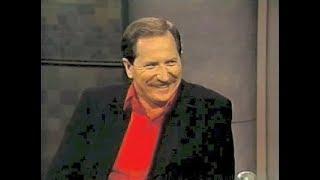 Dale Earnhardt, Sr. on Late Night, November 29, 1990