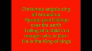 Michael W. Smith - Christmas Angels Lyrics