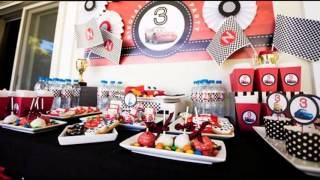 Cool Disney Cars Party Decorations Ideas