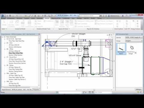 Revit 2017 – Fabrication Documentation