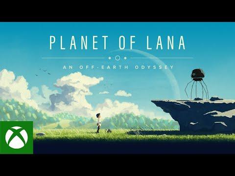 Planet of Lana – Reveal Trailer