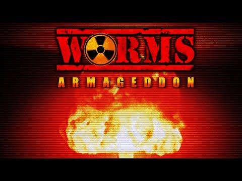 Червячки Вечером! Worms Armageddon (21.04.2018)