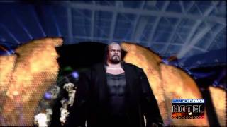 All Stars: Undertaker, Warrior, McIntyre, Slaughter, Mr.Perfect Entrances & Finishers