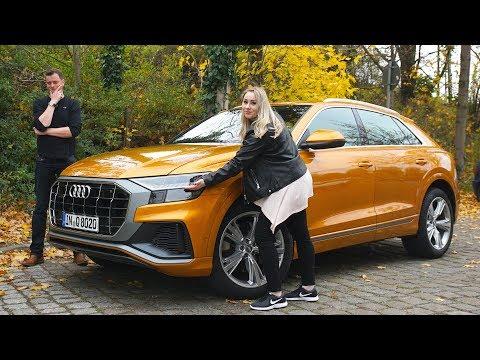 So viel Audi Q8 50TDI (286PS) bekommt IHR für 95.000 Euro | Review