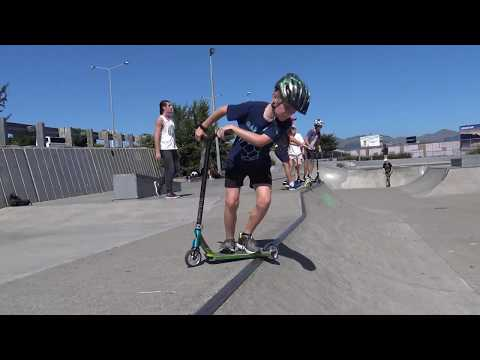 Scooter Tricks by @