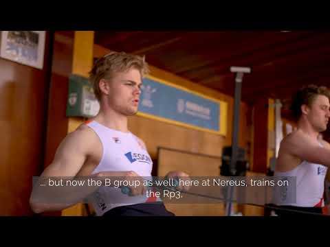 Рональд Флорийн - тренер группы В-отбора Голландской Федерации гребли про RP3