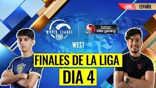 [ES] PMWL WEST - League Finals Day 4   PUBG MOBILE World League Season Zero (2020)